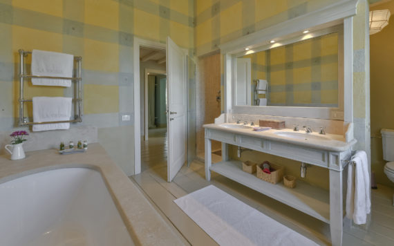Moscatello Villa Vigna -Bathroom