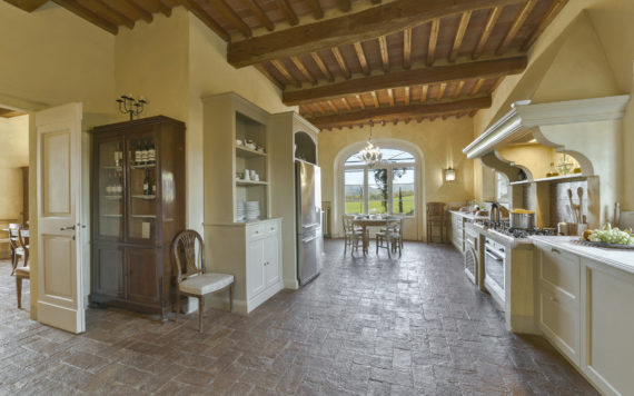 Moscatello Villa Vigna - Kitchen